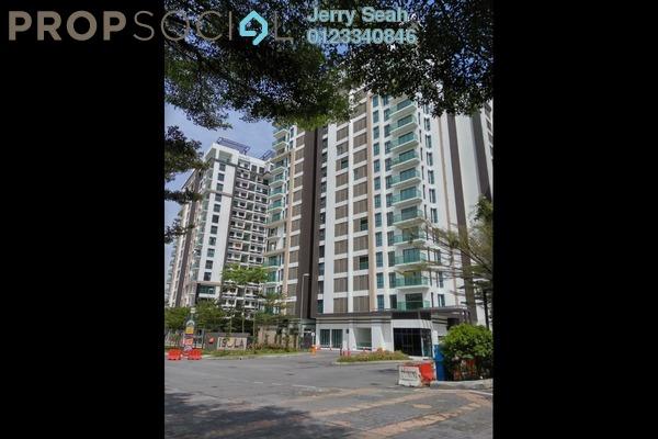 For Sale Condominium at Isola, Subang Jaya Freehold Semi Furnished 4R/4B 1.6m