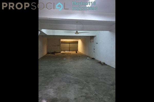 For Rent Shop at Taman Kajang Utama, Kajang Freehold Unfurnished 0R/0B 1.8k