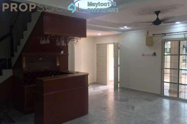 For Rent Terrace at Suadamai, Bandar Tun Hussein Onn Freehold Semi Furnished 4R/3B 1.8k