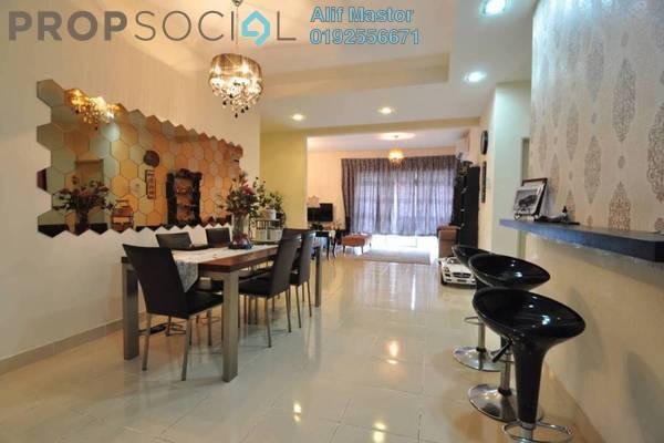 For Sale Condominium at Platinum Hill PV8, Setapak Freehold Semi Furnished 3R/2B 605k