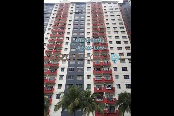 For Rent Condominium at Vista Pinggiran, Bandar Putra Permai Freehold Unfurnished 3R/2B 900translationmissing:en.pricing.unit