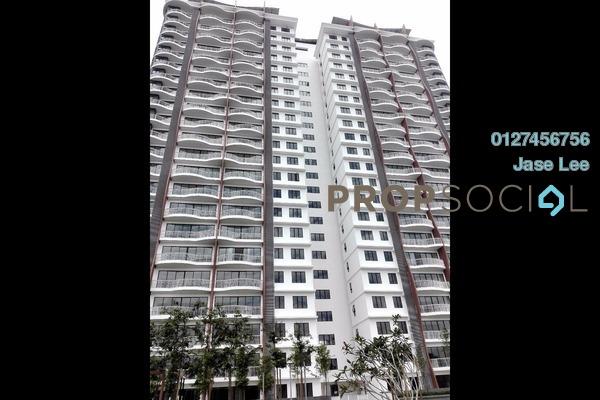 For Sale Condominium at Denai Sutera, Bukit Jalil Freehold Semi Furnished 3R/3B 683k