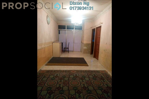 For Sale Apartment at Pandan Mewah, Pandan Indah Leasehold Semi Furnished 3R/1B 175k