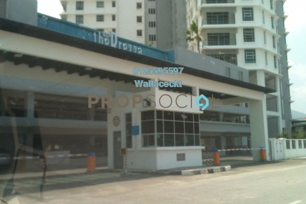 For Rent Condominium at The Brezza, Tanjung Tokong Freehold Fully Furnished 3R/2B 3k