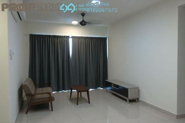 For Sale Condominium at Lido Residency, Bandar Sri Permaisuri Freehold Semi Furnished 3R/2B 730k