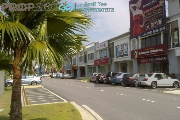 For Sale Shop at Seri Bangi, Bandar Baru Bangi Leasehold Unfurnished 0R/0B 2m
