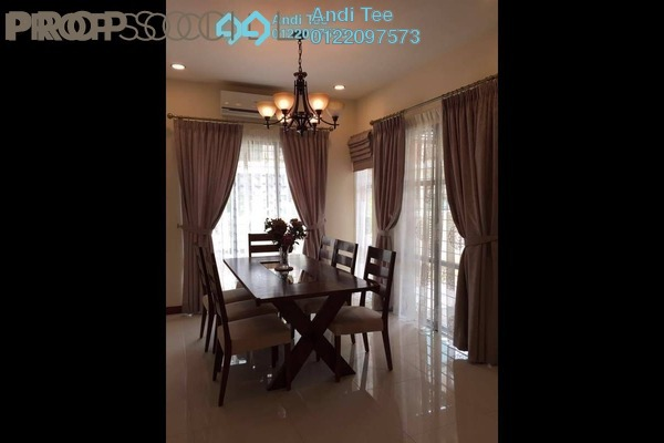 For Sale Semi-Detached at Ilmu, Alam Sari Freehold Semi Furnished 5R/5B 1.2m
