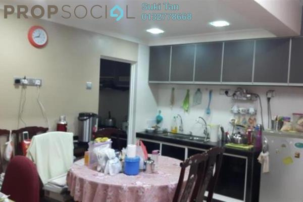 For Sale Apartment at Fadason Park, Jinjang Freehold Semi Furnished 3R/2B 365k