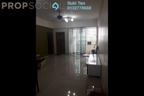 For Sale Apartment at Bukit Segambut, Segambut Freehold Unfurnished 3R/2B 399k