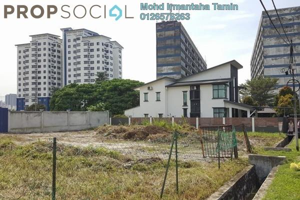 For Sale Land at Taman Ayer Panas, Setapak Freehold Unfurnished 0R/0B 718k