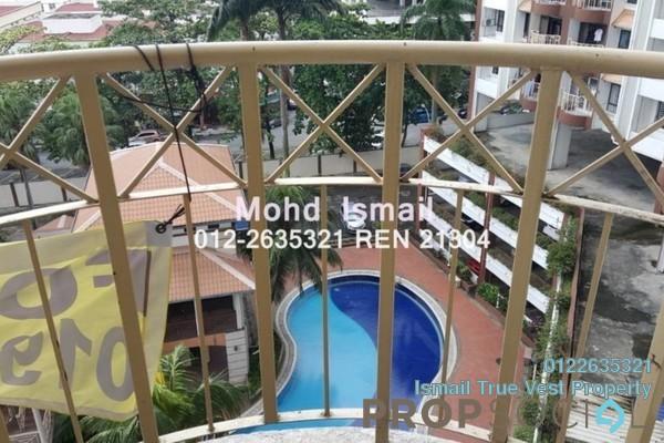 For Sale Condominium at Sri Pelangi, Setapak Freehold Unfurnished 3R/2B 390k