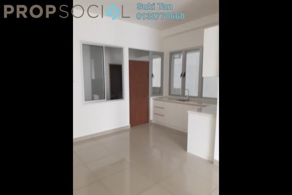 For Sale Condominium at Villa Crystal, Segambut Freehold Semi Furnished 4R/3B 798k