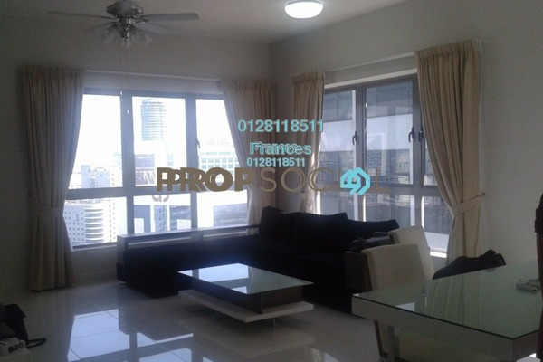 For Rent Condominium at Sixceylon, Bukit Ceylon Freehold Fully Furnished 3R/2B 4.5k