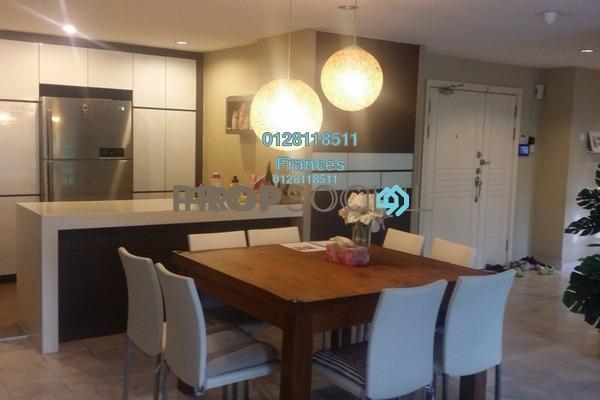 For Sale Condominium at Astana Damansara, Petaling Jaya Freehold Semi Furnished 5R/3B 1.35m