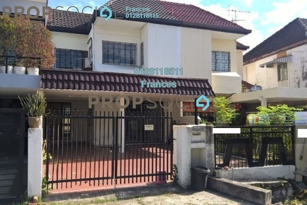 For Sale Terrace at SS22, Damansara Jaya Freehold Semi Furnished 4R/3B 1.4m