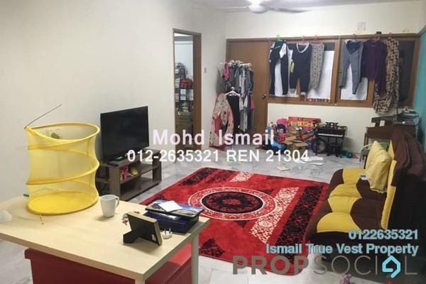 For Sale Condominium at Grandeur Tower, Pandan Indah Leasehold Unfurnished 3R/2B 360k