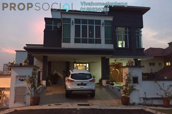 For Sale Bungalow at Emerald East, Rawang Freehold Unfurnished 6R/6B 2.4m