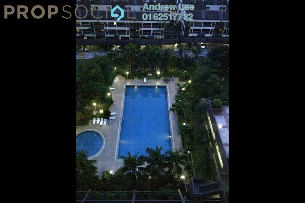 For Rent Condominium at Faber Ria, Taman Desa Freehold Fully Furnished 2R/2B 1.65k