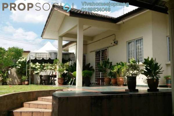 For Sale Bungalow at Desa Melor, Serendah Freehold Unfurnished 4R/2B 590k