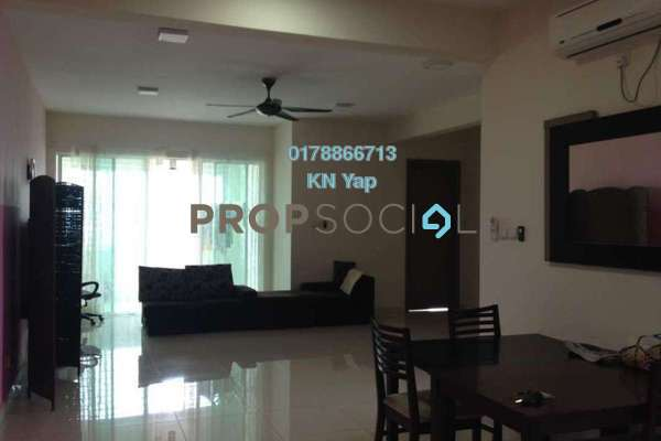 For Rent Condominium at Cheras Heights Condominium, Cheras South Freehold Fully Furnished 4R/2B 1.7k