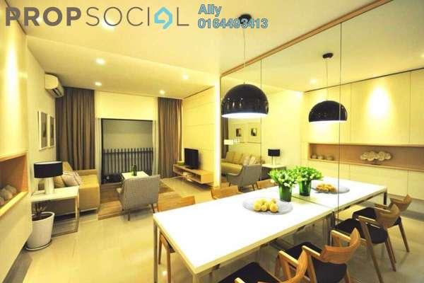 For Sale Condominium at SK One Residence, Seri Kembangan Freehold Unfurnished 3R/2B 665k
