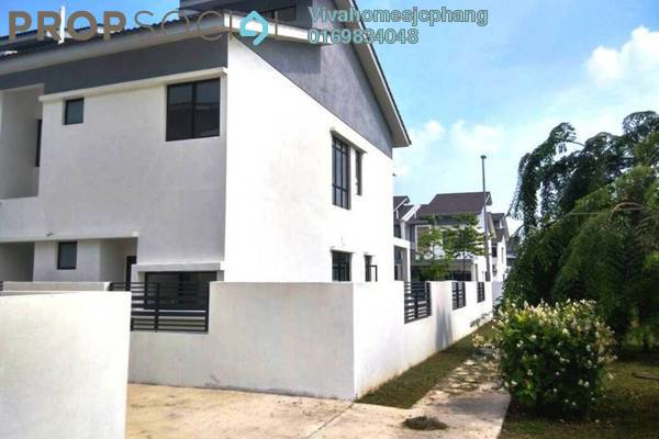 For Sale Terrace at Alpine @ M Residence 2, Rawang Freehold Unfurnished 4R/3B 570k
