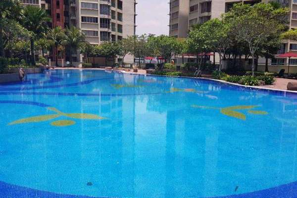 For Sale Condominium at Villa Wangsamas, Wangsa Maju Freehold Semi Furnished 3R/2B 500.0千