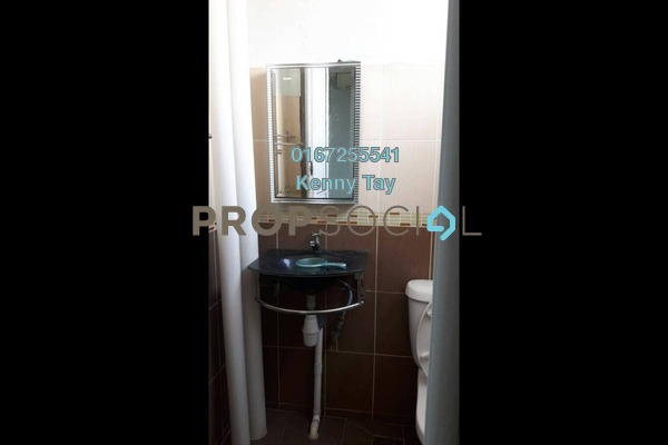 For Sale Condominium at Greenview Apartment, Kepong Leasehold Semi Furnished 3R/2B 225k