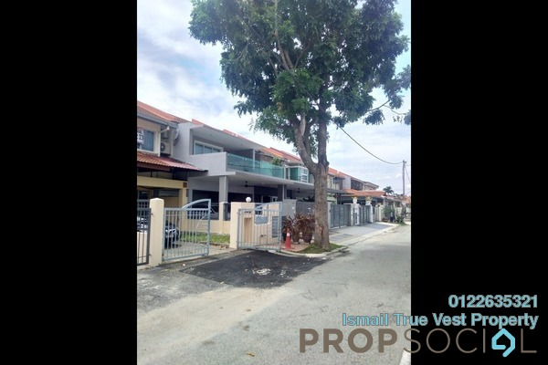 For Sale Terrace at Section 5, Kota Damansara Freehold Semi Furnished 4R/3B 920k
