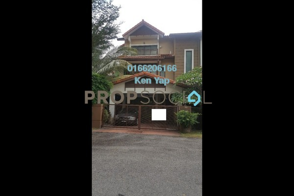 For Sale Semi-Detached at Country Heights Kajang, Kajang Freehold Fully Furnished 5R/5B 1.43m