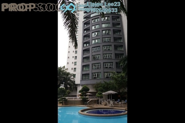 For Sale Condominium at Suasana Sentral Condominium, KL Sentral Freehold Semi Furnished 3R/2B 1.05m