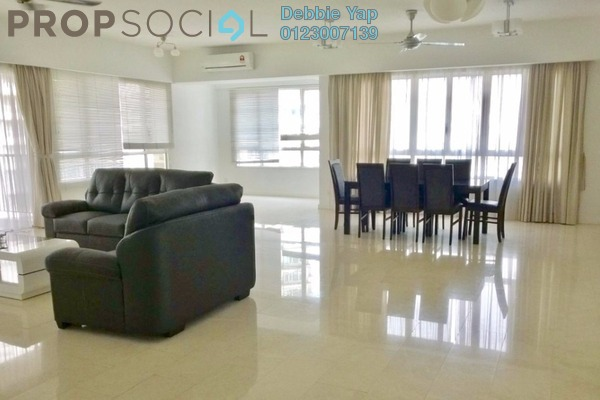 For Rent Condominium at Kiaraville, Mont Kiara Freehold Fully Furnished 4R/5B 9.1k