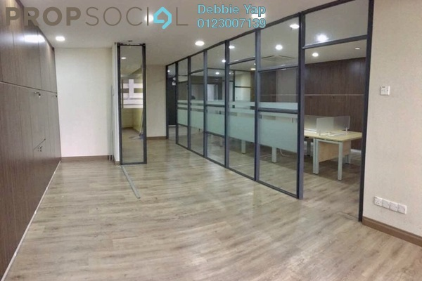 For Rent Office at Plaza Mont Kiara, Mont Kiara Freehold Semi Furnished 0R/0B 3.4k