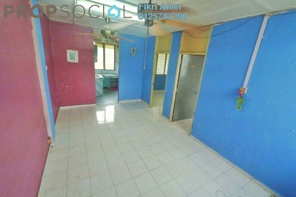 For Sale Apartment at Section 1, Wangsa Maju Freehold Unfurnished 2R/1B 200k