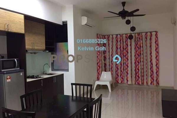 For Rent Condominium at Vega Residensi, Cyberjaya Freehold Fully Furnished 1R/1B 1k