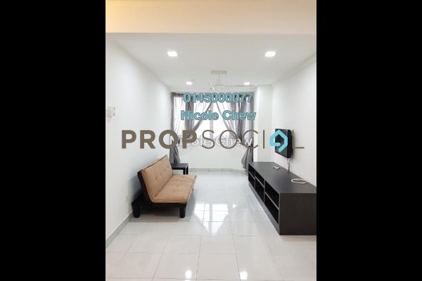 For Sale Condominium at Main Place Residence, UEP Subang Jaya Freehold Fully Furnished 1R/1B 330k