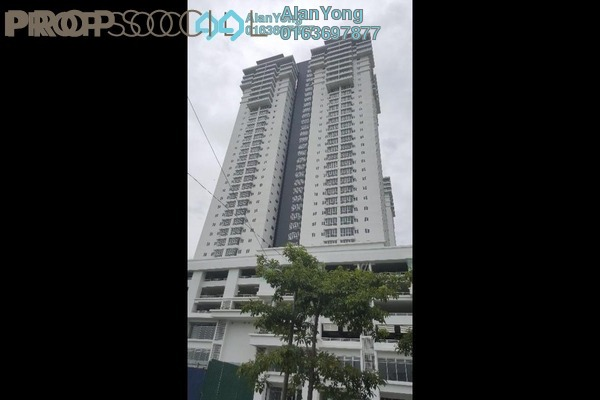 For Rent Condominium at Maxim Citilights, Sentul Freehold Fully Furnished 3R/2B 1.8k