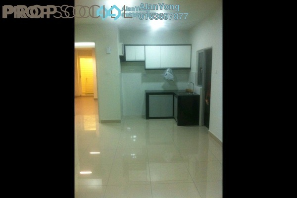 For Rent Condominium at Maxim Citilights, Sentul Leasehold Semi Furnished 3R/2B 1.3k