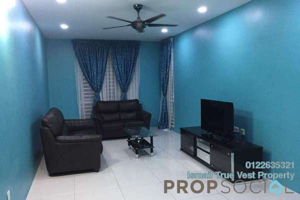 For Rent Condominium at Sentral Residences, Kajang Freehold Semi Furnished 3R/2B 1.6k