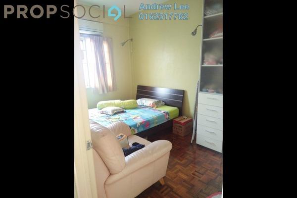 For Rent Condominium at Cemara Apartment, Bandar Sri Permaisuri Freehold Semi Furnished 3R/2B 1.2k