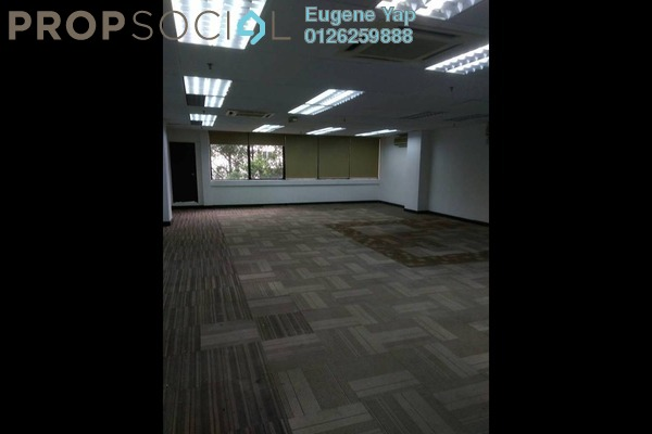 For Rent Office at Plaza Mont Kiara, Mont Kiara Freehold Semi Furnished 0R/0B 2.8k