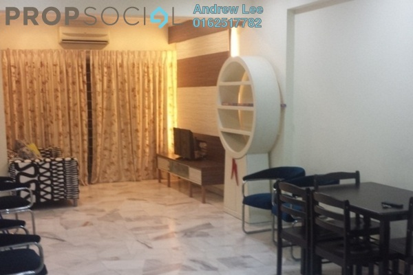 For Rent Condominium at Awana Puri, Cheras Freehold Fully Furnished 3R/2B 1.6k