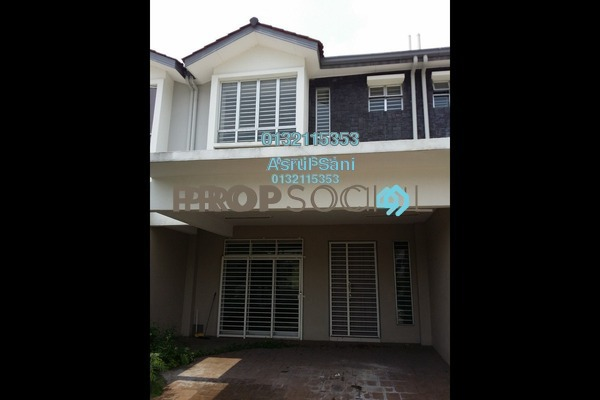 For Sale Terrace at Section 7, Shah Alam Leasehold Unfurnished 5R/4B 860k