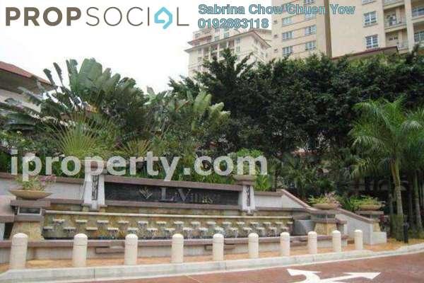 For Sale Condominium at Li Villas, Petaling Jaya Freehold Semi Furnished 4R/3B 1.35m