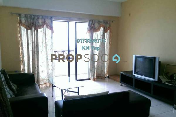 For Rent Condominium at Vista Komanwel, Bukit Jalil Freehold Fully Furnished 3R/2B 1.5k