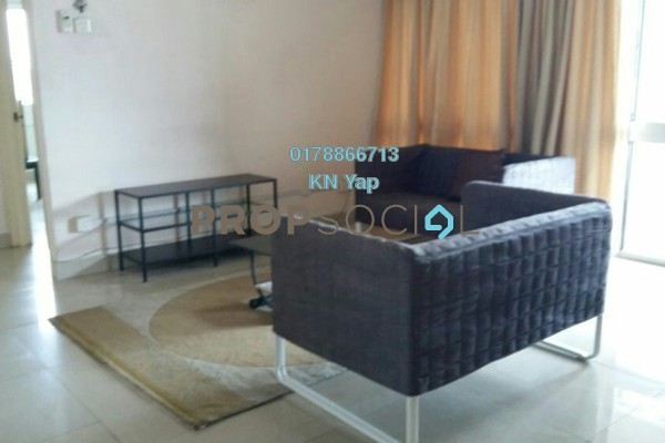 For Rent Condominium at Faber Ria, Taman Desa Freehold Fully Furnished 2R/2B 1.6k