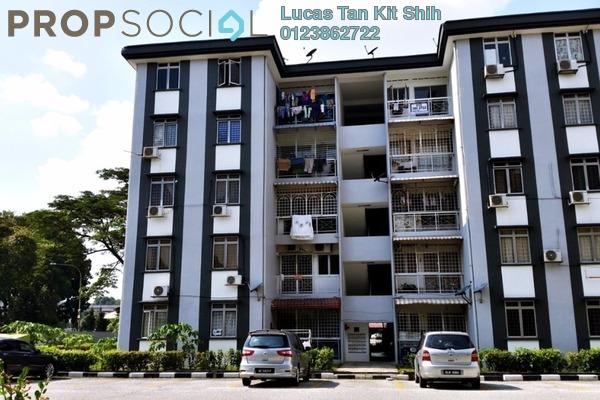 For Sale Condominium at Goodyear Court 6, UEP Subang Jaya Freehold Semi Furnished 3R/2B 380k