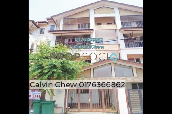 For Sale Townhouse at Amansiara, Selayang Freehold Unfurnished 3R/0B 288k