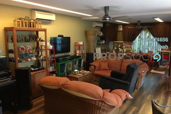 For Sale Terrace at SS22, Damansara Jaya Freehold Semi Furnished 5R/4B 1.8m