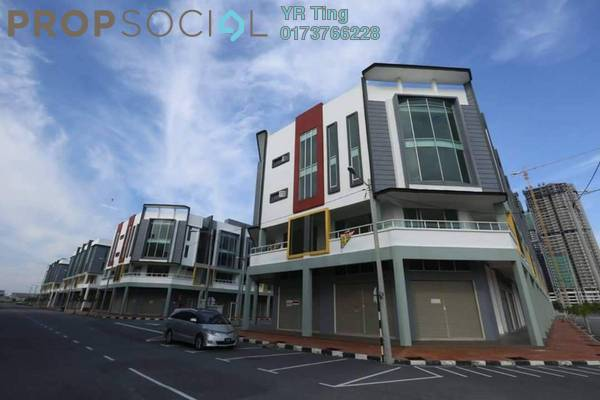 For Sale Shop at Kota Laksamana, Bandar Melaka Freehold Unfurnished 0R/0B 2.2m
